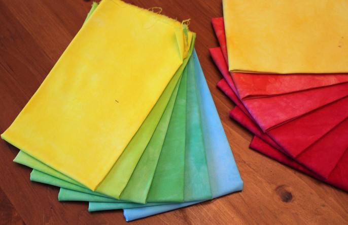 Fabric Dyeing Classes
