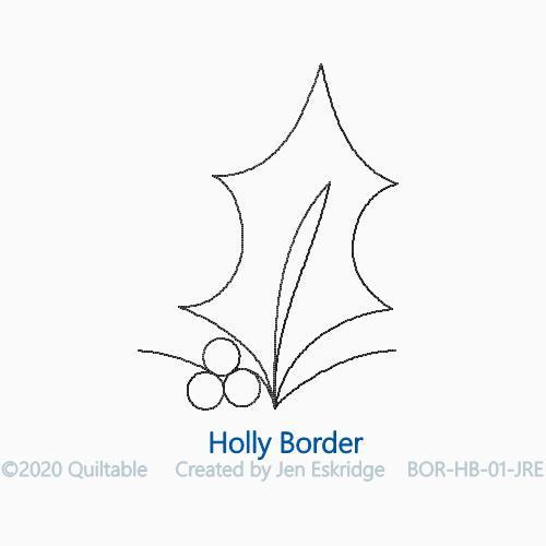 HOLLY BORDER