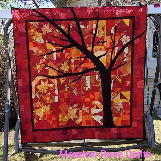Neighbourhood Quilt Show - #7