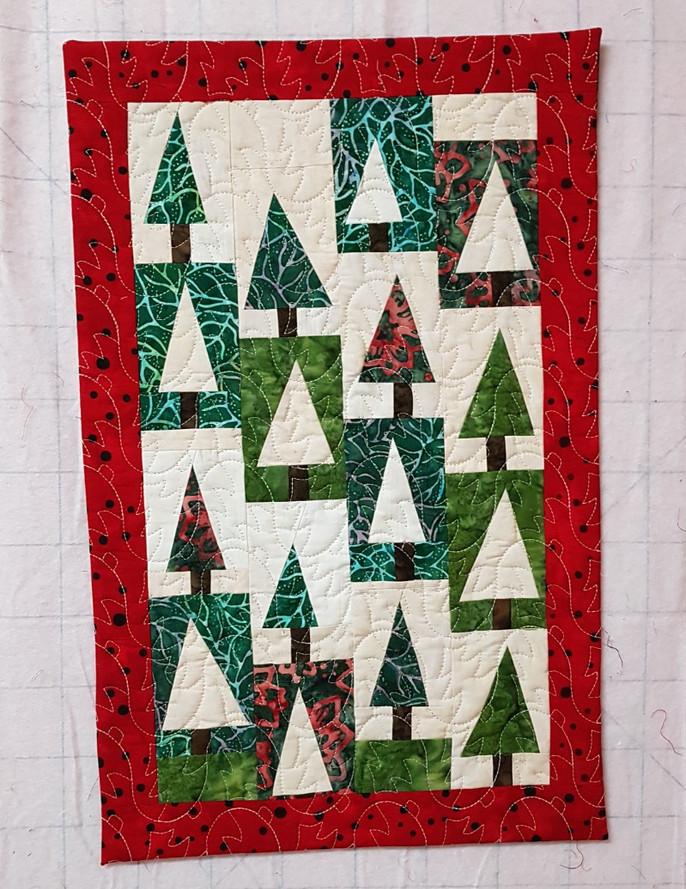 Challenge 2017/18 - #50 - Christmas Trees