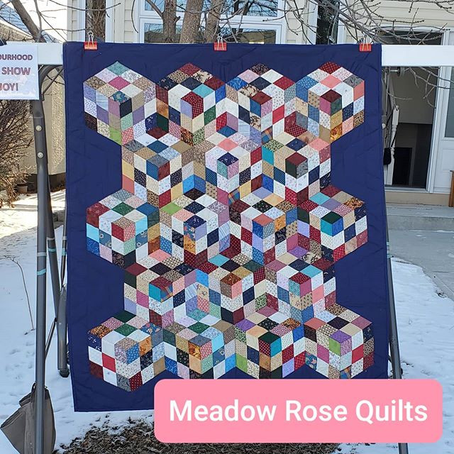 Neighbourhood Quilt Show - #3