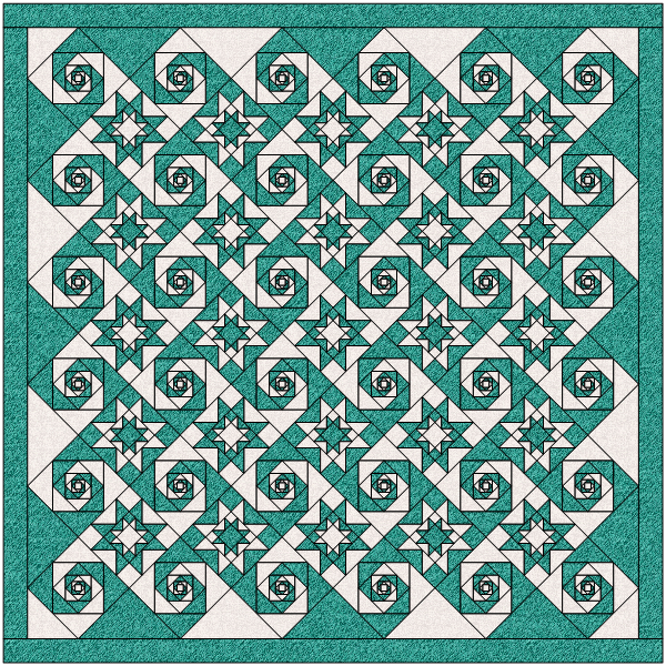 Stars & Swirls Summer 2020 Quilt Along - introduction