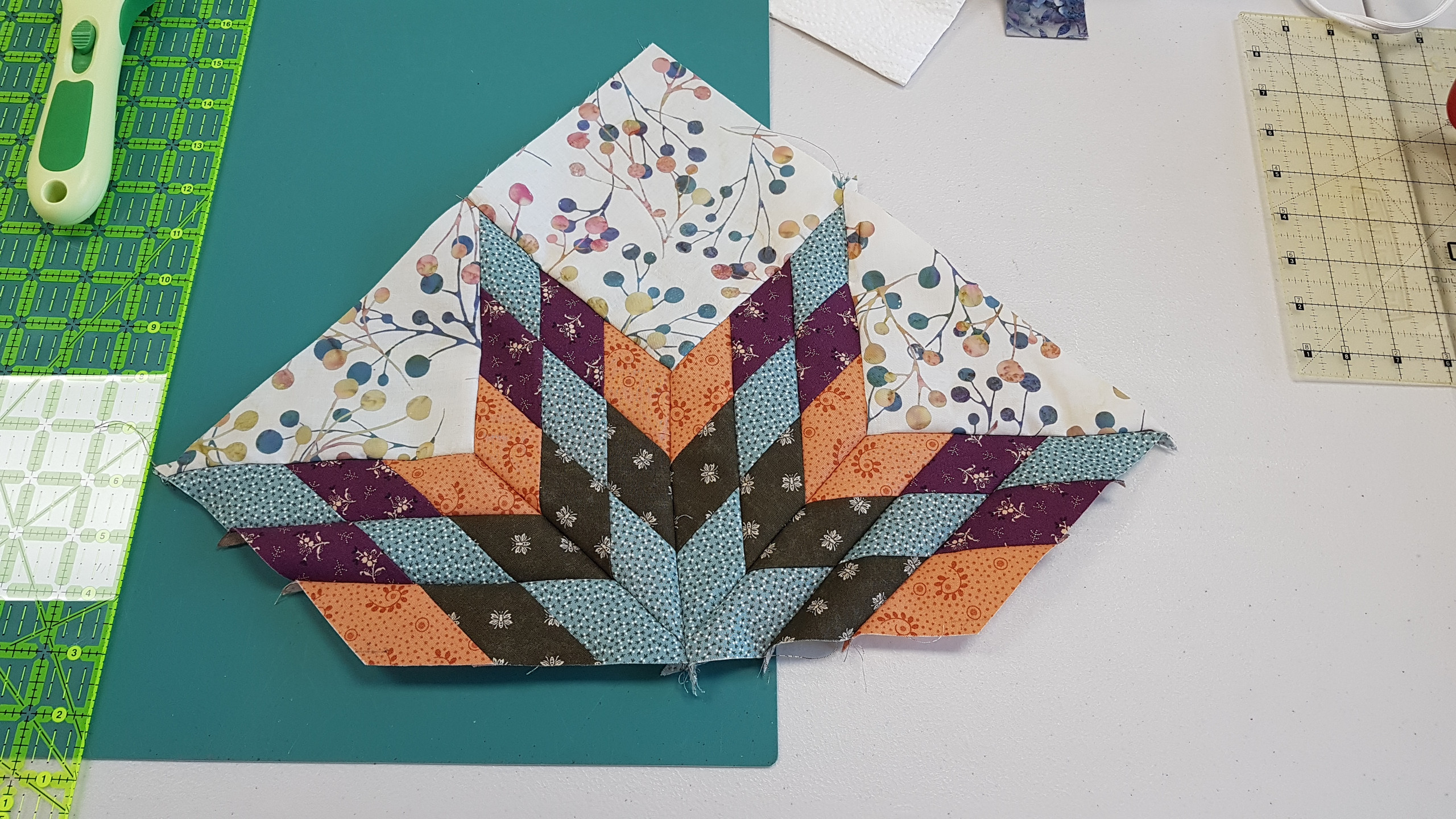 Lone Star Quilt Class