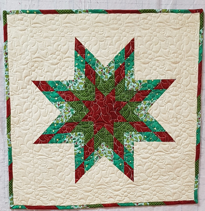 Challenge 2017/18 - #51 Christmas Lone Star