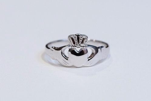 FADO Silver Maids Claddagh Ring