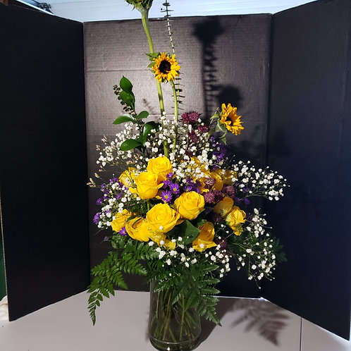 Sunflower Passion
