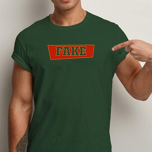Fake Men Premium Tshirt
