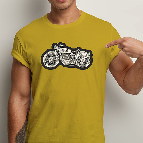 Bike Anatomy Men Premium Tshirt