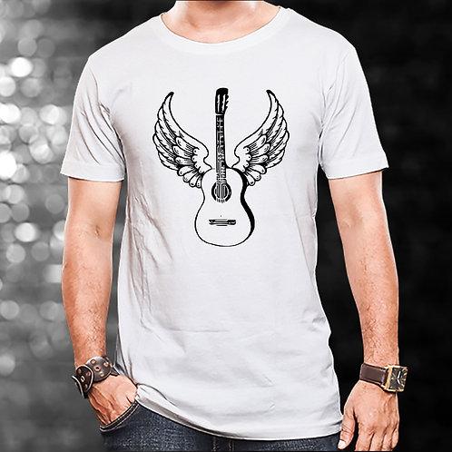 Guitar Wings Unisex Tshirt