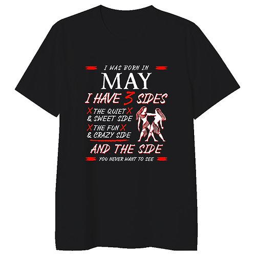 May Born Tshirt