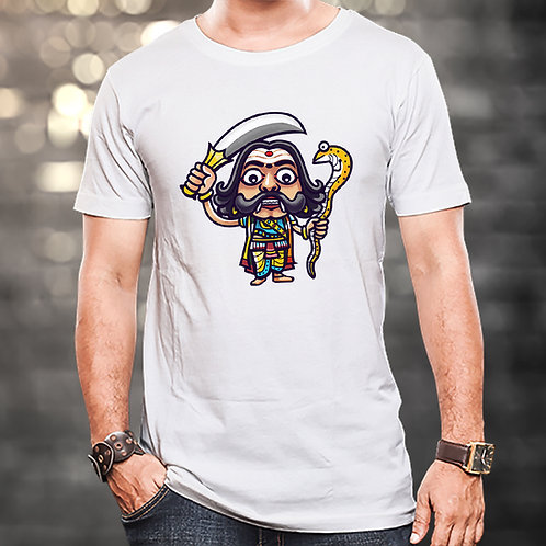 Mahishasura Unisex Tshirt