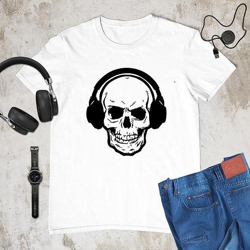 Skull Music Tshirt