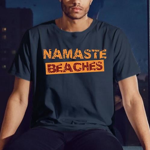 Namaste Beaches Tshirt
