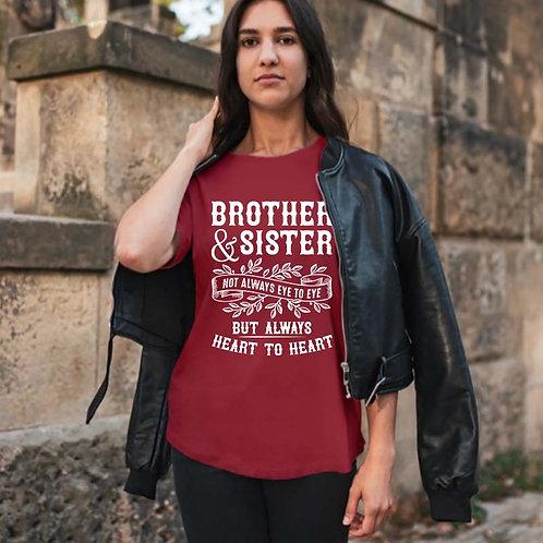 Brother Sister Tshirt