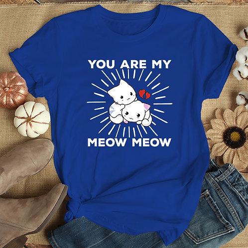 Meow Meow Tshirt