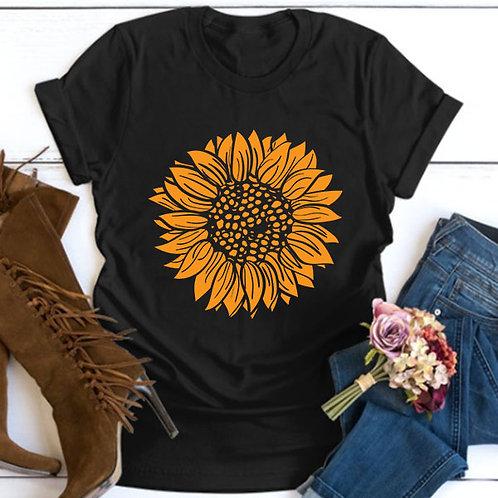 Sun Flower Tshirt