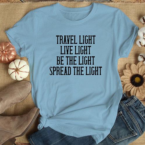 Spread the Light Tshirt