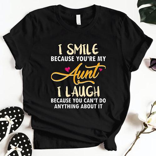 I Smile Because