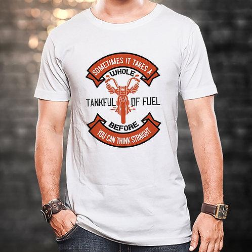 Tankful Of Fuel Unisex Tshirt