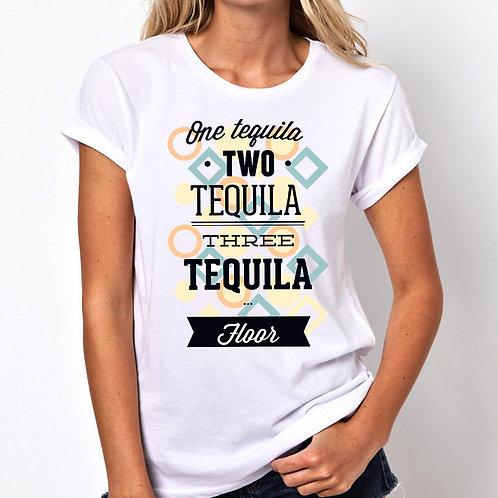Tequila Women Tshirt (Unisex Fit)