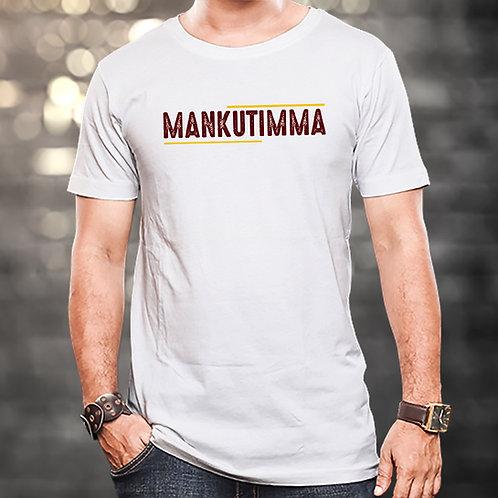 Mankutimma Kannada Unisex Tshirt