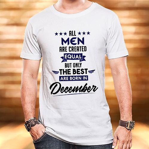 Best Men Are Born in December