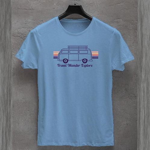 Travel Wander Explore Tshirt