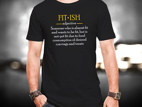 FitIsh Fitness Unisex Tshirt