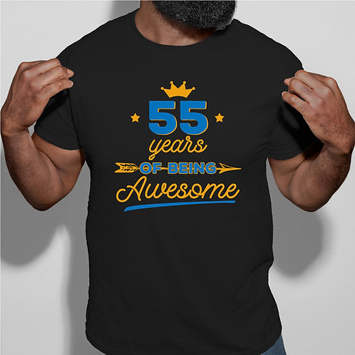 55 Years Awesome
