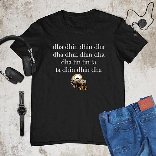 Tabla Notes Tshirt