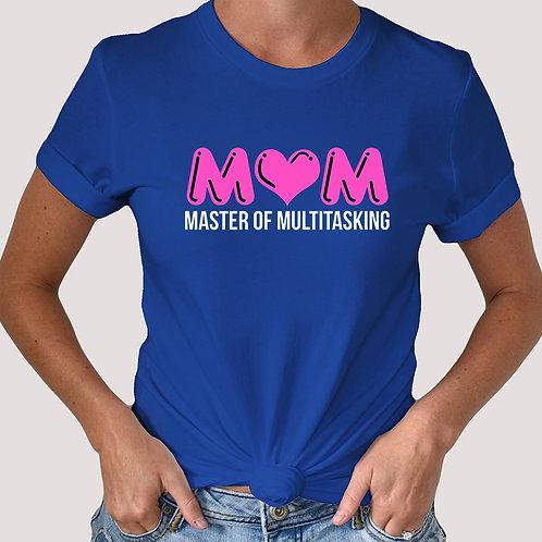Multitasking Mom Tshirt