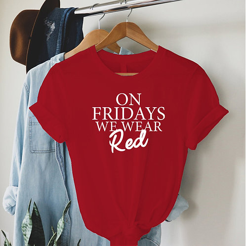 Friday Red
