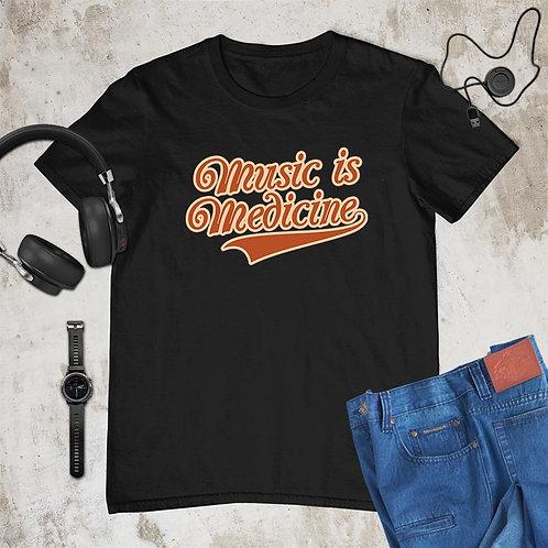 Music is Medicine Tshirt
