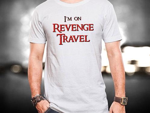 Revenge Travel Unisex Tshirt