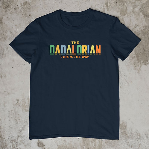 Dadalorian Tshirt