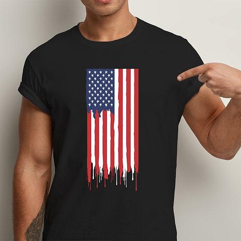 America Men Premium Tshirt
