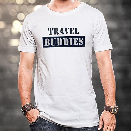 Travel Buddies Unisex Tshirt