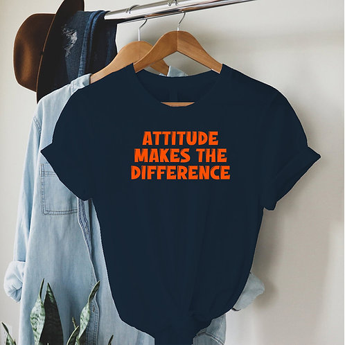 Attitude makes Difference