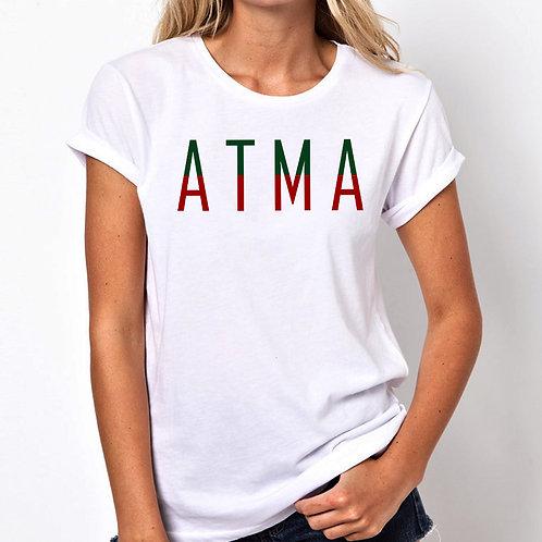 Atma Women Tshirt (Unisex Fit)