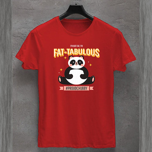 Proud Chubby Tshirt