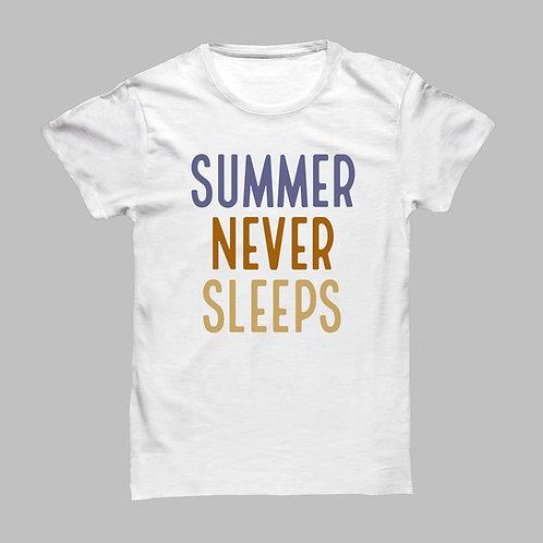 Summer Never Sleeps