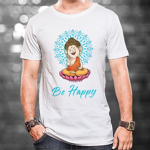 Be Happy Unisex Tshirt