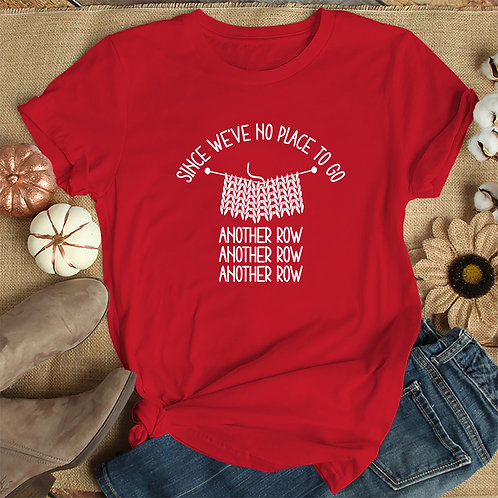 Another Row Knitting Tshirt
