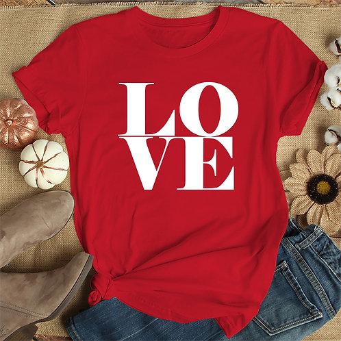 Love Premium Tshirt (Unisex Fit)