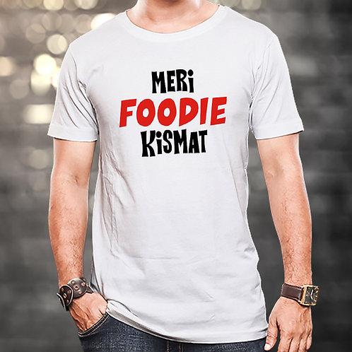 Meri Foodie Kismat Unisex Tshirt