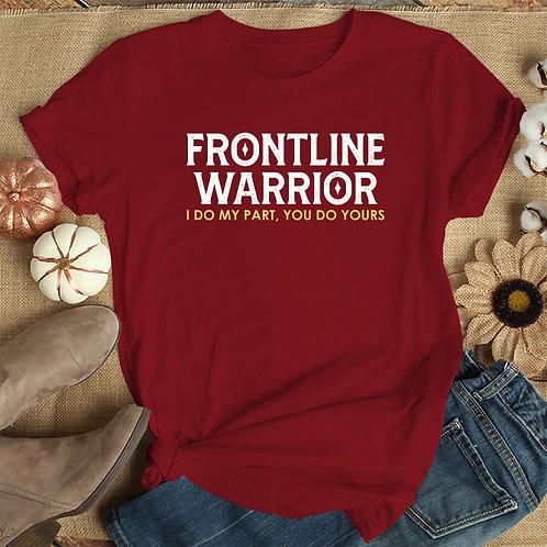 Frontline Warrior