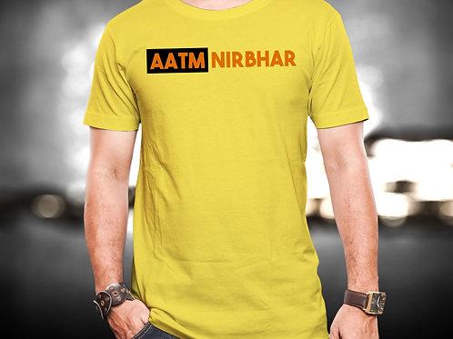Aatm Nirbhar Unisex Tshirt
