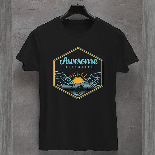 Awesome Adventure Tshirt