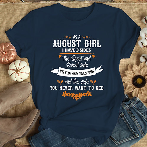 August Girl Tshirt