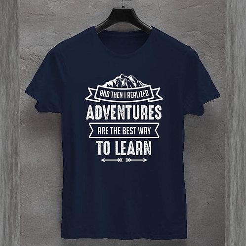 Adventures Tshirt